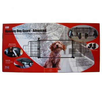 Image for Sliding Open Access Universal Dog Guard