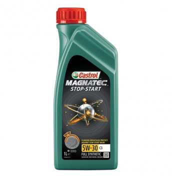 Image for Castrol Magnatec Stop-Start 5W-30 C3 Engine Oil 1 Litre