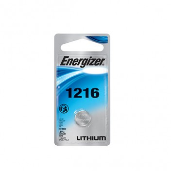 Image for Energizer CR1216 Battery - Single