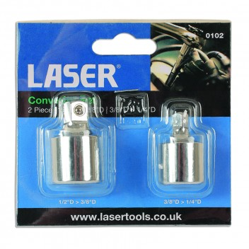 "Image for Laser Convertor Set - 1/2"">3/8"" & 3/8"">1/4"" - 2 Piece"