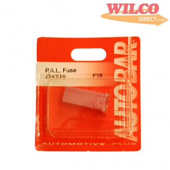 Image for Pal Fuse J Type 30 Amp - Pink