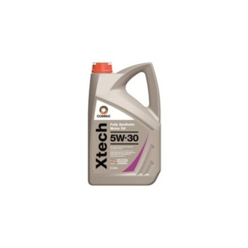 Image for Comma XTech 5w-30 Motor Oil - 5 Litres