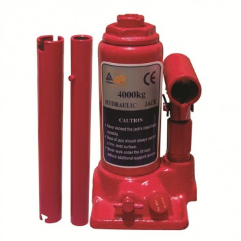 Image for Streetwize Hydraulic Bottle Jack - 4 Tonnes