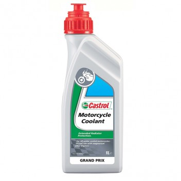 Image for Castrol Motorcycle Coolant 1 Litre