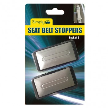 Image for Simply Seat Belt Stopper