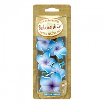 Image for Bahama Scented Necklace Air Freshener - Tahitian Vanilla