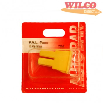 Image for Pal Fuse Female - 60 Amp