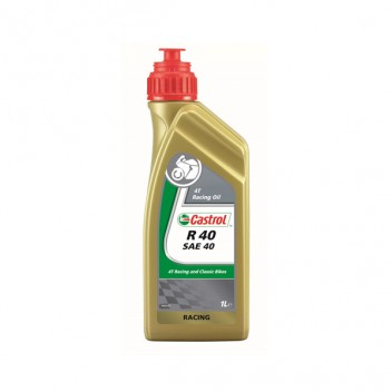 Image for Castrol Racing R40 Motorcycle Oil 1 litre