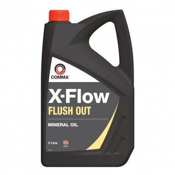 Image for Comma X-Flow Flush Out Mineral Oil 5 Litres