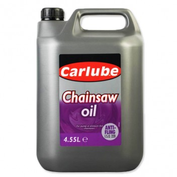 Image for Carlube Chainsaw Oil - 4.5 Litres