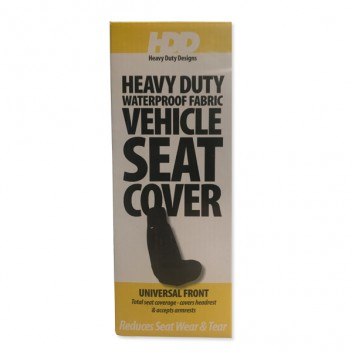 Image for Airbag Compatible Front Seat Cover