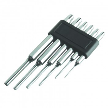Image for Parallel Pin Punch Set - 6 Piece