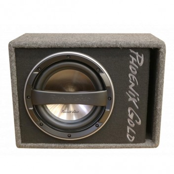 "Image for Phoenix Gold Active Subwoofer - 12""/160w"