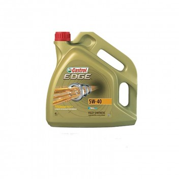 Image for Castrol Edge 5W-40 Oil - 4 Litres