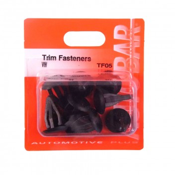 Image for Trim Fasteners (VW)