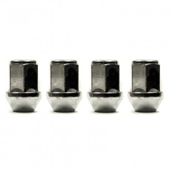 Image for Wheel Nuts M12x1.25mm Pack 4 NS102B-4