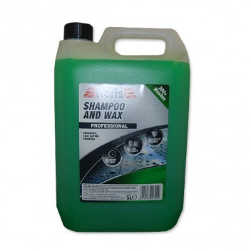 Image for Holts Car Shampoo and Wax - 5 Litres