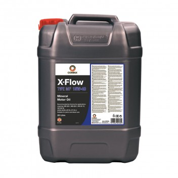 Image for X Flow Type MF 15W40 Mineral Oil - 20 Litres