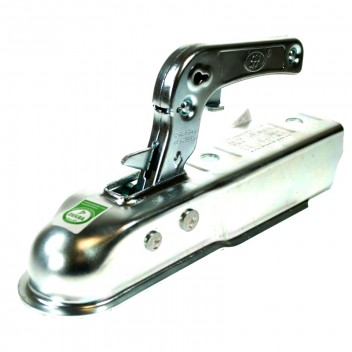 Image for 50mm Tow Hitch (Silver)