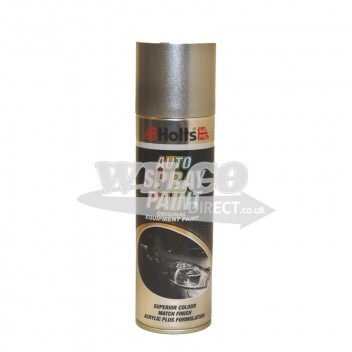 Image for Holts Silver Metallic Spray Paint 300ml (HSILM03)