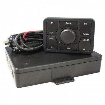 Image for Discreet DAB and Aux Receiver