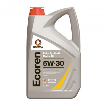 Image for Comma Ecoren 5w-30 Fully Synthetic Oil - 5 Litres
