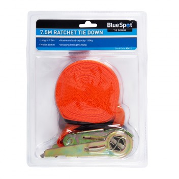 "Image for Blue Spot 2"" x 25ft Ratchet Tie Down"