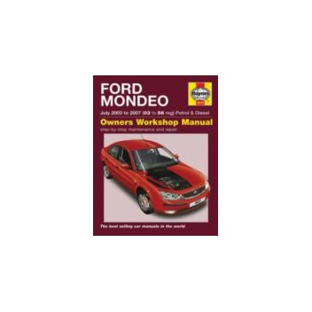 Image for Ford Mondeo Petrol & Diesel Workshop Manual