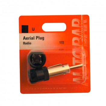 Image for Radio Aerial Plug