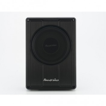 Image for Phoenix Gold Underseat Subwoofer Bass Enclosure - 8""