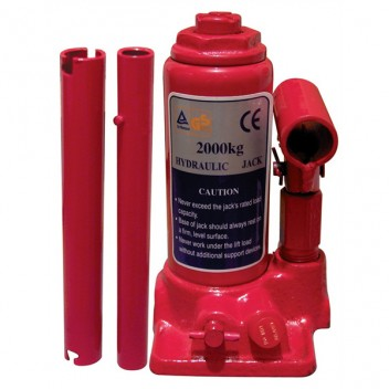 Image for Streetwize Hydraulic Bottle Jack - 2 Tonnes