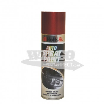 Image for Holts Red Metallic Spray Paint 300ml (HREM04)