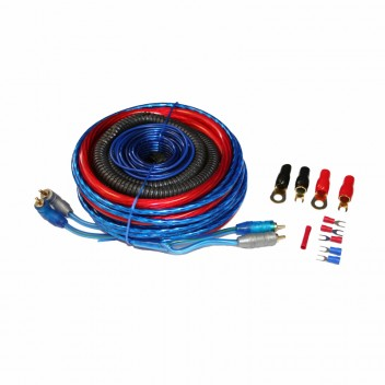 Image for Complete Amplifier Wiring Kit 4 Guage