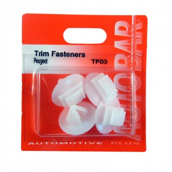 Image for Trim Fasteners (Peugeot)
