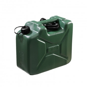 Image for Army Jerry Can Plastic - 10 Litre