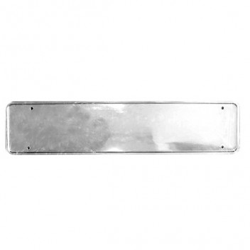 Image for Chrome Number Plate Surround