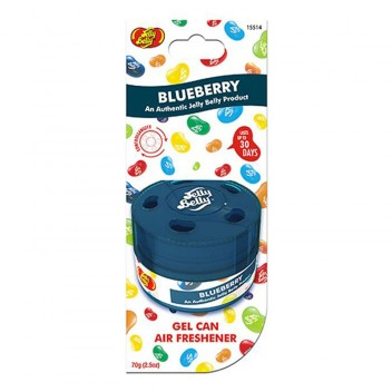 Image for Jelly Belly Gel Can Air Freshener Blueberry