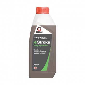 Image for Two Wheel 4 Stroke Fully Synthetic Oil - 1 Litre