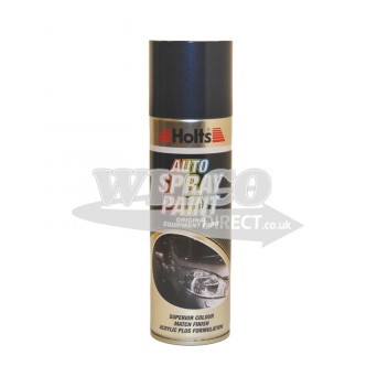 Image for Holts Dark Blue Metallic Spray Paint 300ml (HDBLUM07)