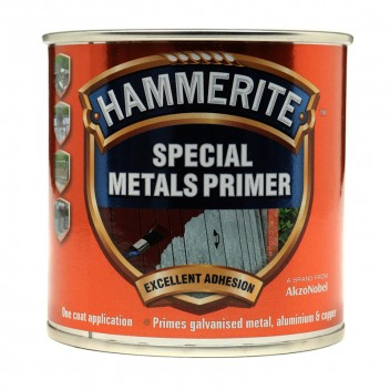 Image for Hammerite Special Metals Primer - Red - 250ml