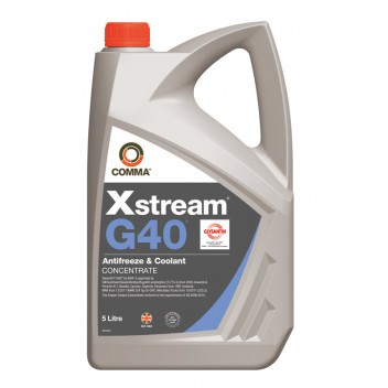 Image for Comma Xstream G40 AntiFreeze - 5 Litre