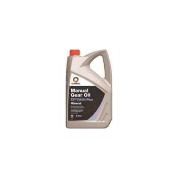 Image for Manual Gear Oil EP75W-80 Plus 5 Litre