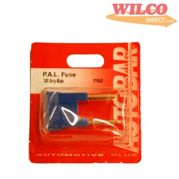Image for Pal Fuse Male - 100 Amp
