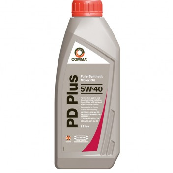 Image for Comma Diesel PD 5w-40 Motor Oil - 1 Litre