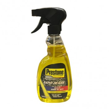 Image for Prestone De-icer Trigger (-40°) 500ml