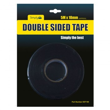Image for V  Body Trim Tape 19mm x 5m
