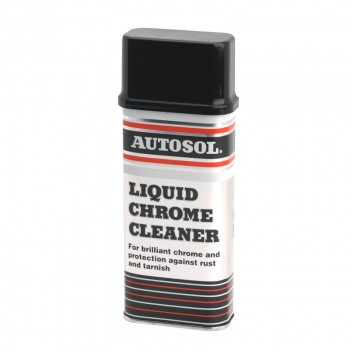 Image for Autosol Liquid Chrome Polish - 250ml