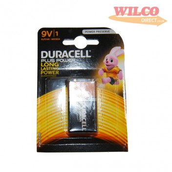 Image for Duracell Battery - 9V Size (6LR61) - 9V Alkaline