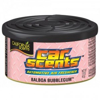 Image for California Scents Bubblegum Car Air Freshener