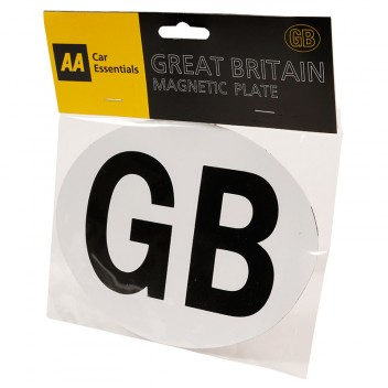Image for GB Plate - Magnetic